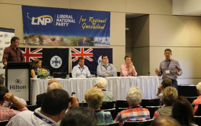 LNP meeting provides focus on the north