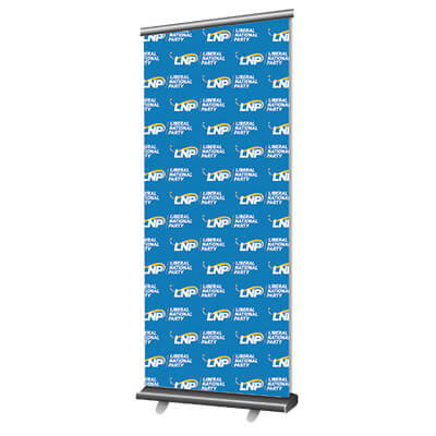 LNP Pull Up Banner