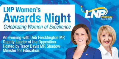 LNP Women's Awards Night – Celebrating Women of Excellence
